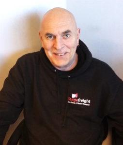 Stuart Douglas Stagefreight Driver