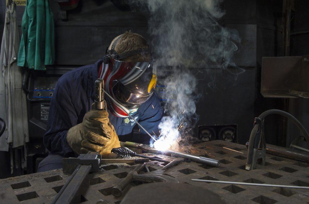 exhibition welding
