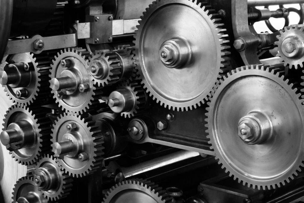 trade show mechanic cogs