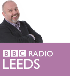 Richard Stead BBC Radio Leeds