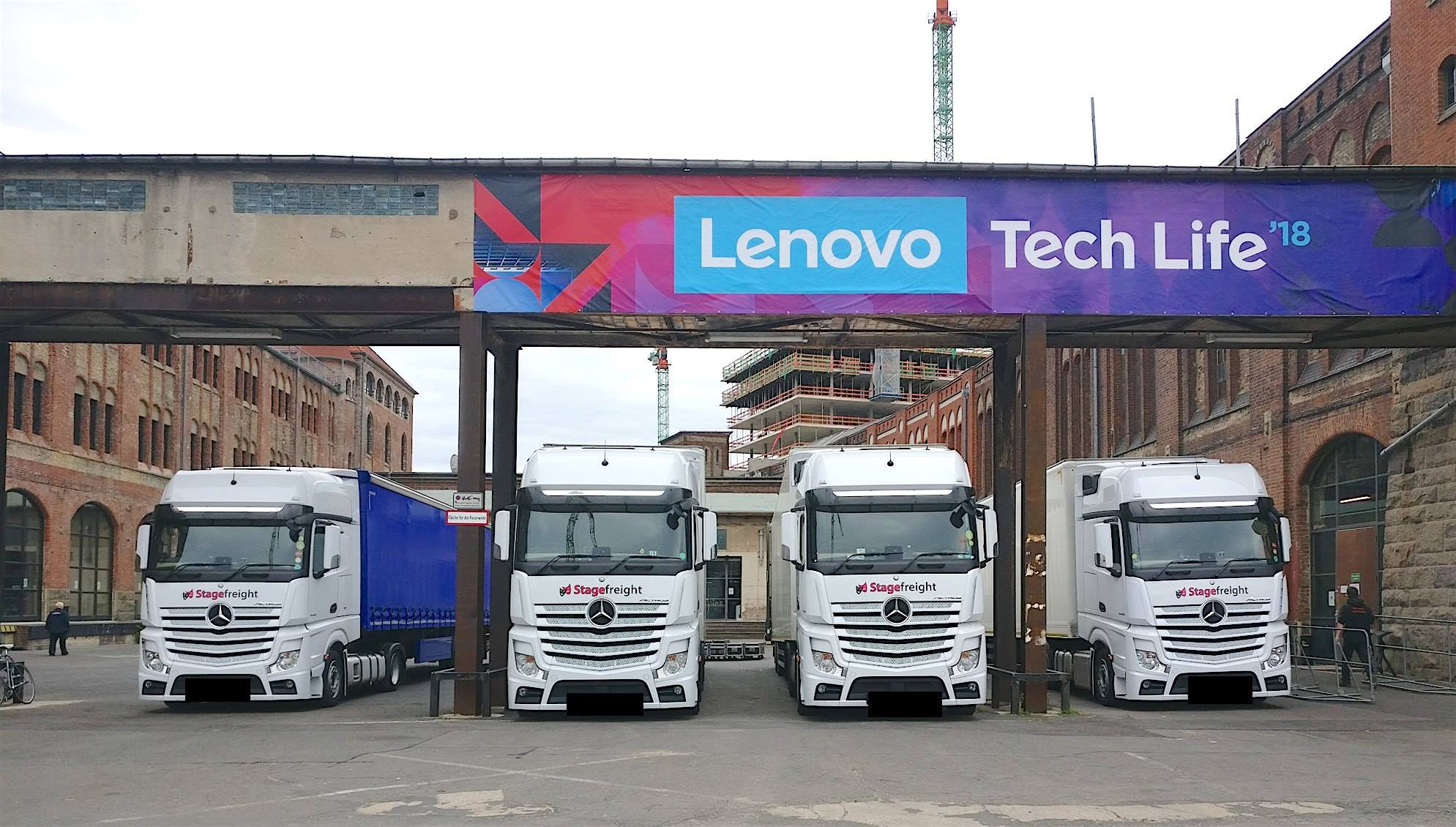 Lenovo UK in Berlin
