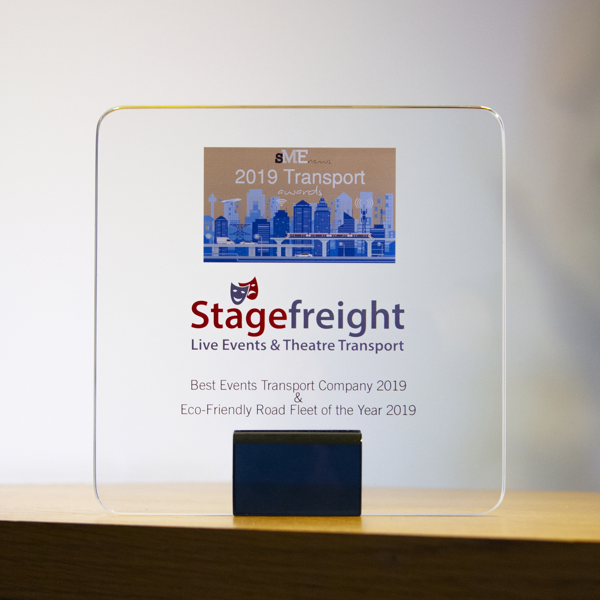 stagefreight award 2019 SME News