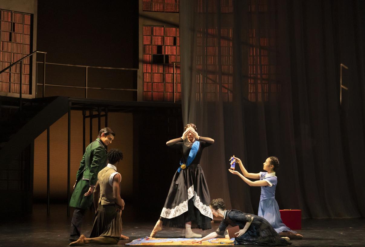 Northern Ballet's Victoria